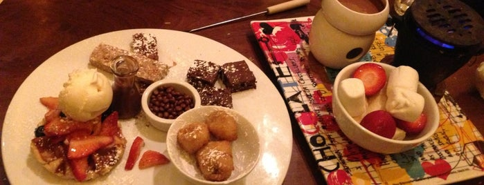 Max Brenner is one of Restaurants I Have Been To (Boston).