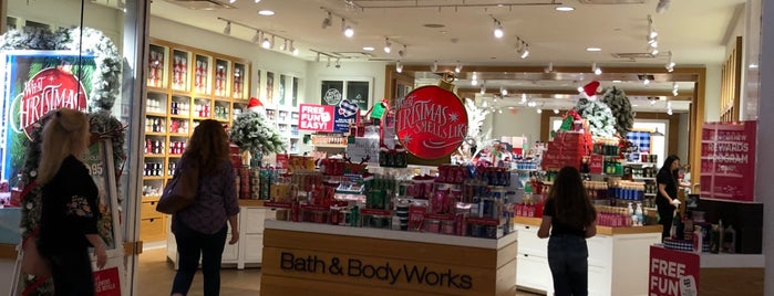 Bath & Body Works is one of Lala.