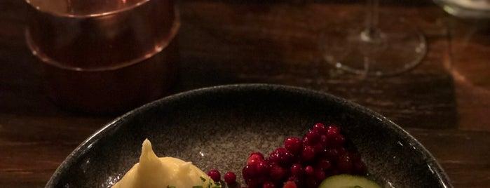 Restaurang Brinken is one of Locais curtidos por Rafael.