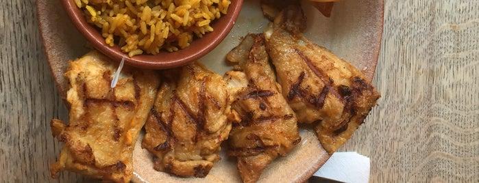 Nando's is one of Locais curtidos por Carl.