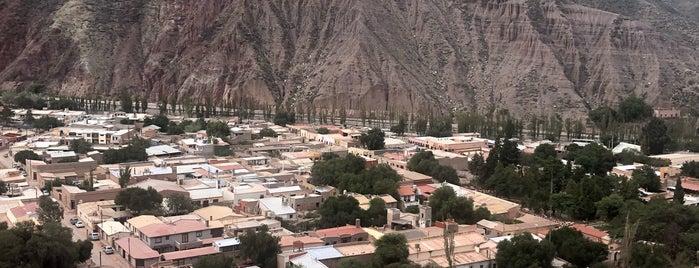 Mirador Cerro de los Siete Colores is one of Аргентина.