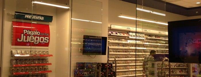 Gamers Retail Store is one of Antonio de Jesús : понравившиеся места.