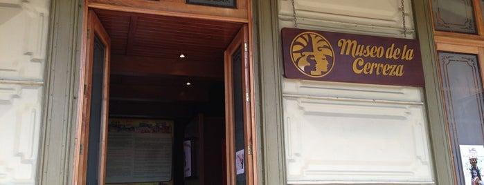 Museo De La Cerveza is one of Posti che sono piaciuti a SAC NICTE.