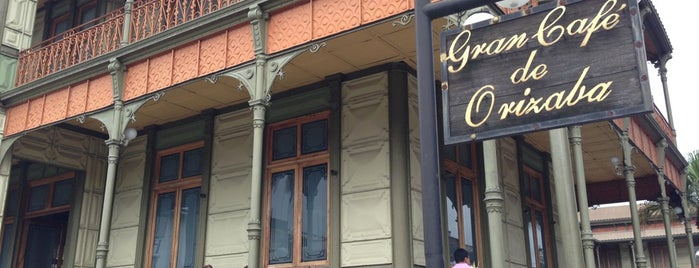 Gran Cafe De Orizaba is one of Orizaba y sus alrededores.