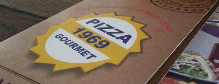 Pizza 1969 Gourmet - Calle 85 is one of Must-visit Food in Bogotá.