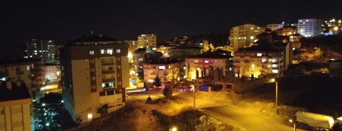 İkizevler Sitesi is one of Hasan 님이 좋아한 장소.