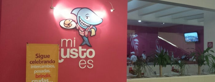 Mi Gusto Es is one of MEX DF.