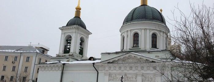 Храм святителя Николая в Котельниках is one of Православные церкви на Таганке.