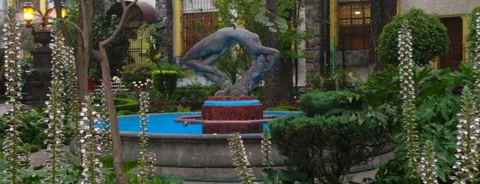 Foro Cultural Coyoacanense Hugo Argüelles is one of Cultural.