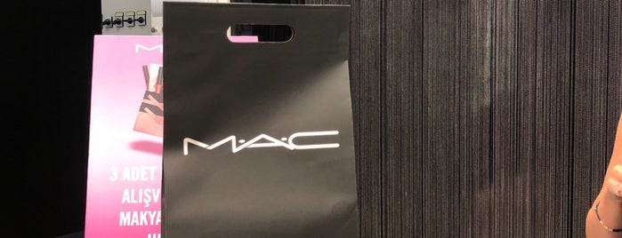 Mac Cosmetics is one of Gayrettepe~Balmumcu~Esentepe.
