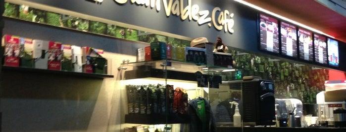 Juan Valdéz Café is one of Locais curtidos por Yesid.