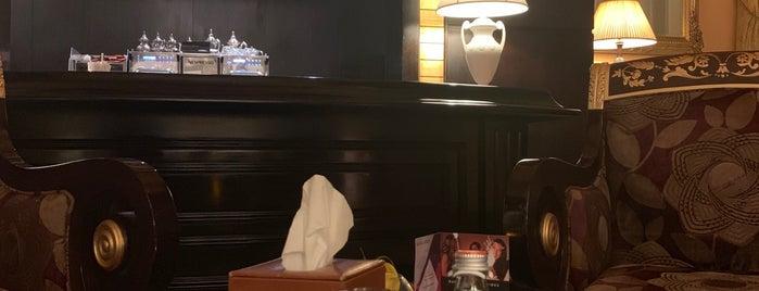 Lobby Lounge - The Ritz-Carlton, Doha is one of Qatar 🇶🇦.
