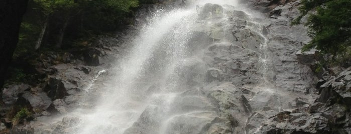 Kamikaze Falls is one of Camping/Hiking in Western Washington.