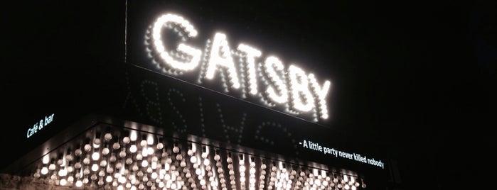 Gatsby is one of Russia Fun.