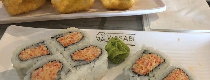 Wasabi 54 is one of N 님이 좋아한 장소.