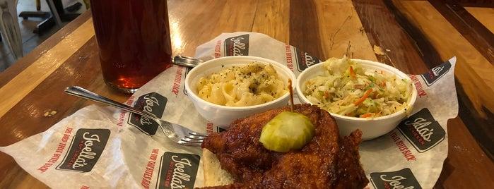 Joella's Hot Chicken- Middletown is one of Posti che sono piaciuti a Cody.