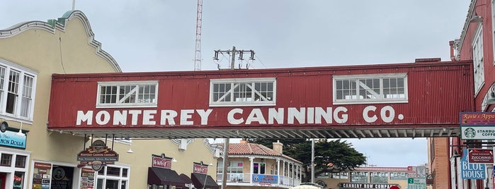 Cannery Row is one of Best of Monterey.