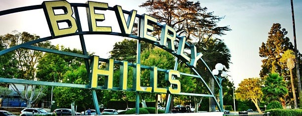 Beverly Hills Sign is one of US Landmarks.