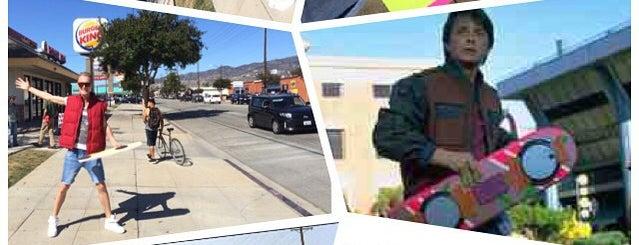 """Hill Valley"" Burger King is one of Posti che sono piaciuti a Bigmac."