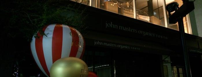 john masters organics Tokyo is one of モリチャン : понравившиеся места.