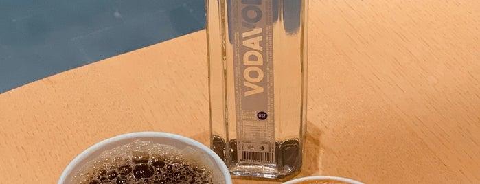 FOAM is one of Coffee.