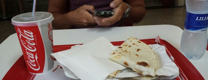 Lombardini Piadina & Pesce is one of ** TRAVELLERS ' 2 **.