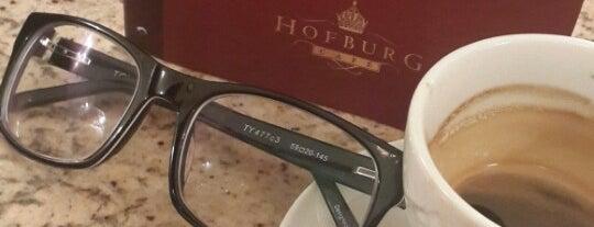 Café Hofburg is one of สถานที่ที่ Nina ถูกใจ.