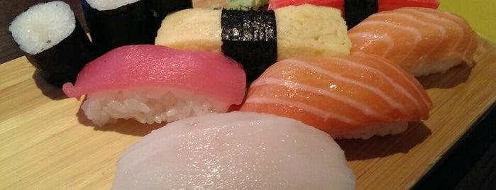 Natsu Sushi is one of Wien Essen u. Trinken.