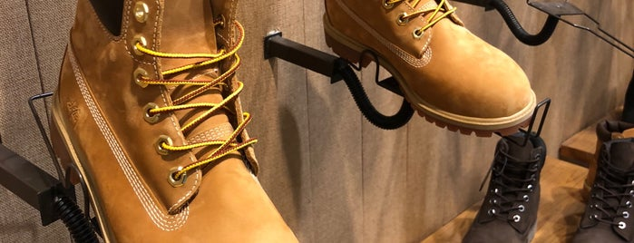 Timberland is one of Scooterさんのお気に入りスポット.