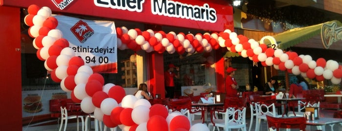 Etiler Marmaris is one of Orte, die Alper gefallen.