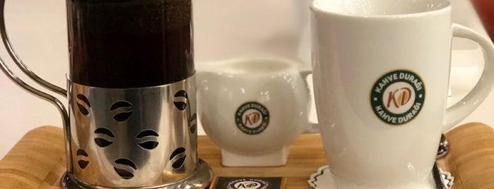 Kahve Durağı is one of İstanbul - Yeme İçme Eğlence Aktivite.