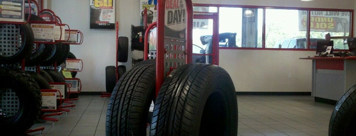 Discount Tire is one of Jay's Liked Places.