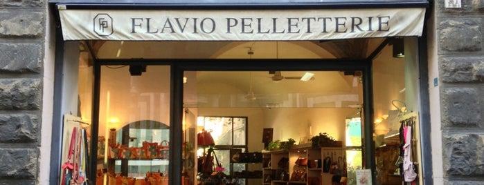 Flavio Pelletterie is one of Firenze.
