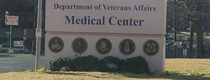 VA Medical Center Memphis is one of Kellyさんのお気に入りスポット.