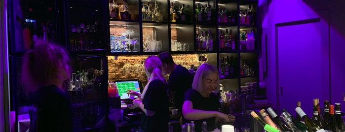 Lucky Izakaya Bar is one of moscow restplace.