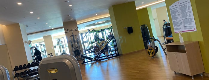 Akra Barut Fitness Center is one of ANTALYA.