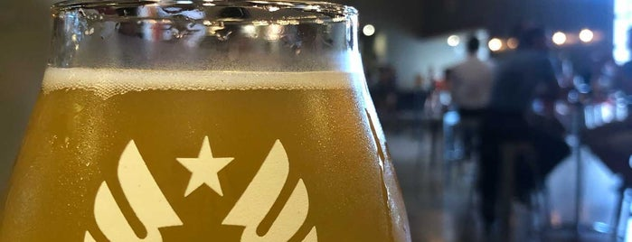 Service Brewing Co is one of The South.