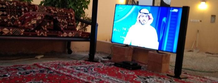 الاستراحه الجميله is one of Riyadh 🇸🇦.