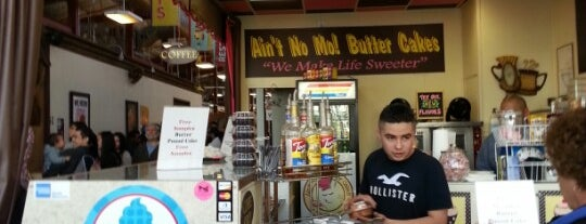 Ain't No Mo! Butter Cakes! is one of Dallas Desserts.