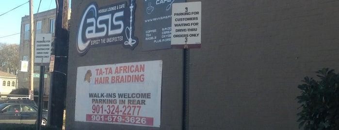 Ta-ta African Hair Braiding is one of Gordon 님이 저장한 장소.