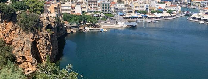 Agios Nikolaos is one of Oksana 님이 좋아한 장소.