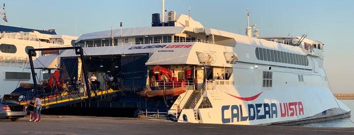 Port of Heraklion is one of Oksana'nın Beğendiği Mekanlar.