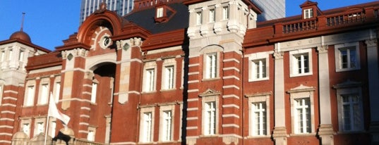 Tokyo Station Hotel is one of WENDY TOKYO.