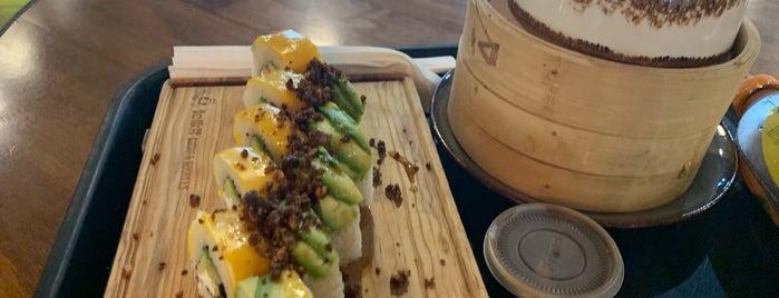 Teikit Sushi & Noodles Averanda is one of Sergio D. : понравившиеся места.