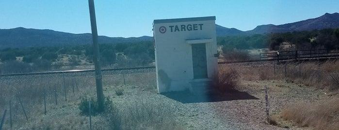 Target, Marathon is one of ATX.