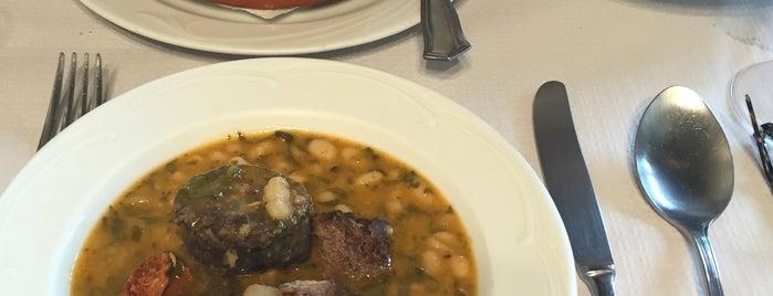 Restaurante Mirador de Trasvía is one of Cantabria.