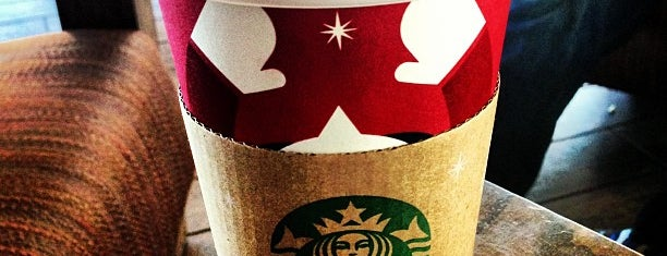 Starbucks is one of Lugares favoritos de ATL_Hunter.