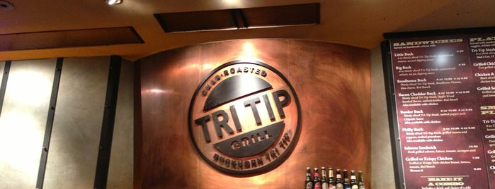 Tri Tip Grill is one of Tom 님이 좋아한 장소.