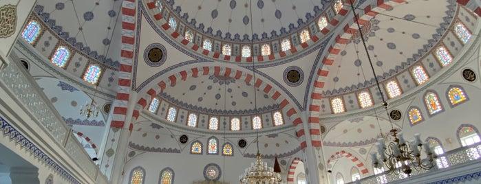 Haseyed camii is one of Yapılanlar.
