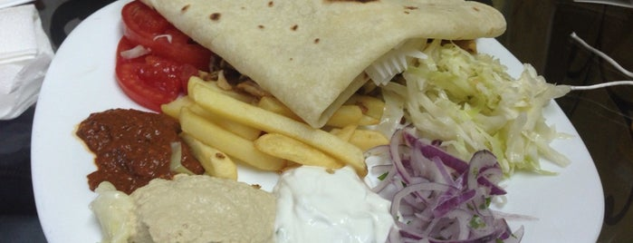 Shawarma Hanan is one of todo.beograd.